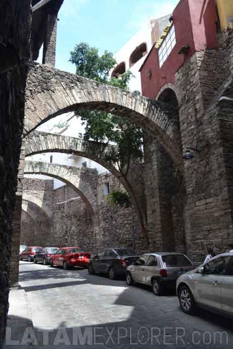 Calle Subterranea