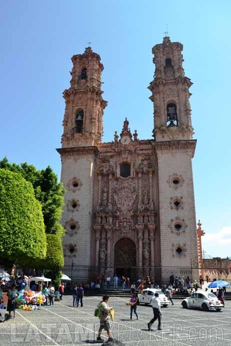 Taxco - Santa Prisca
