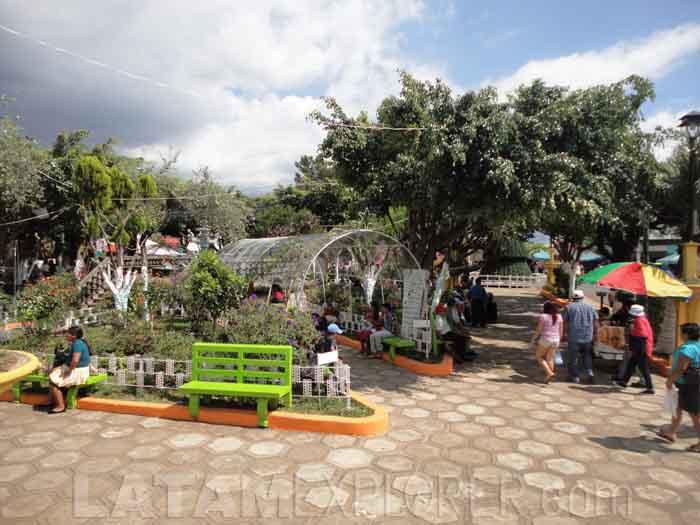 Plaza de Juayua