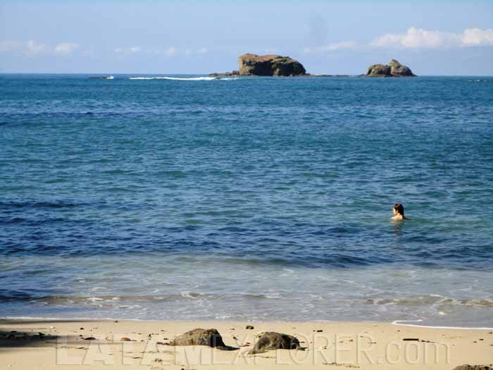 Playas Gemelas - Manuel Antonio, Costa Rica