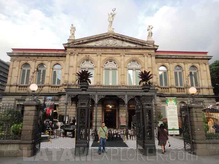 San José - Teatro Nacional