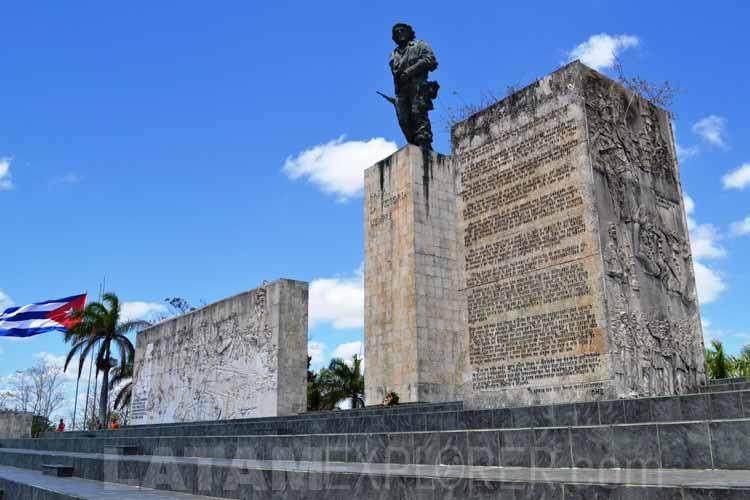 Mausoleo del Che Guevarra