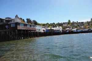 Castro - Isla de Chiloé, Chile