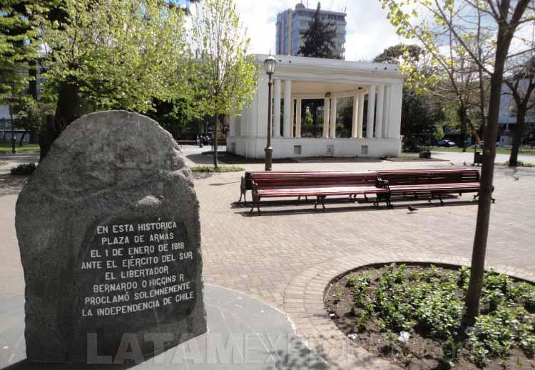 Plaza de Armas - Concepción, Chile