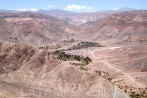 Oasis en el Atacama - Región de Tarapacá, Chile