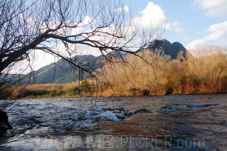 Río Trancura - Pucón, Chile