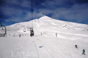 Ski en el Volcán Villarica - Pucón