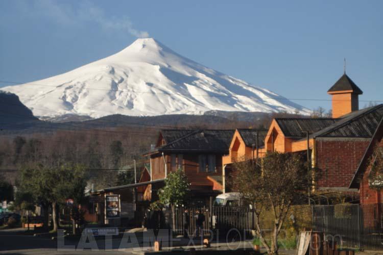 Volcán Villarica - Pucón, Chile