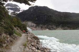Glaciar Serrano - Puerto Natales, Chile