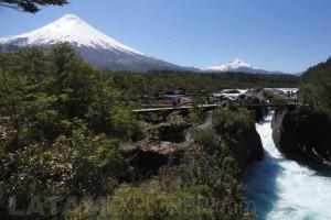 Volcán Osorno y Saltos de Petrohué - Puerto Varas, Chile