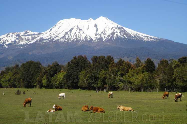 Volcán Calbuco - Punta Arenas, Chile