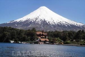 Volcán Osorno - Puerto Varas, Chile