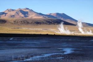 Geyseres del Tatio - San Pedro de Atacama, Chile