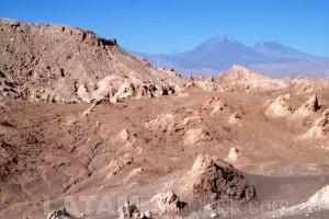 Valle de la Luna - San Pedro de Atacama, Chile