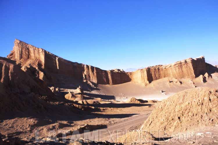 Anfiteatro, Valle de la Luna - San Pedro de Atacama, Chile