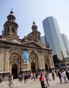 Catedral Metropolitana - Santiago, Chile