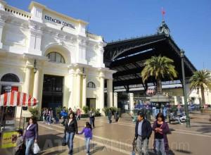 Estación Central - Santiago, Chile