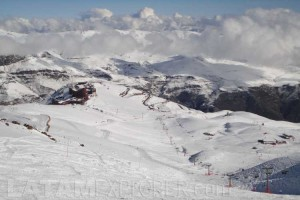 Valle Nevado, Chile
