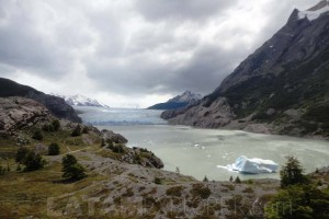 Glaciar Grey - Torres del Paine, Chile