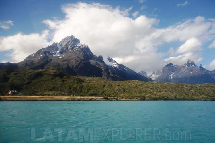 Lago Pehoé - Torres del Paine, Chile