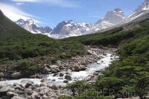 Mirador Británico - Torres del Paine, Chile