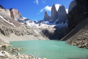 Mirador de las Torres - Torres del Paine, Chile