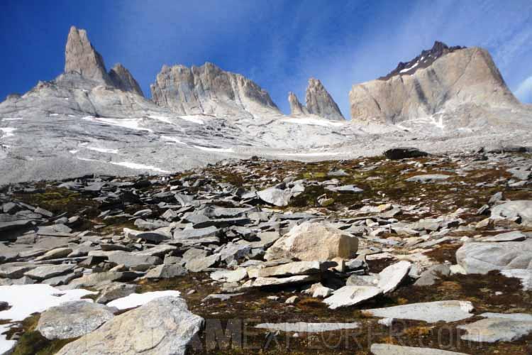 Valle de Agostini - Torres del Paine, Chile