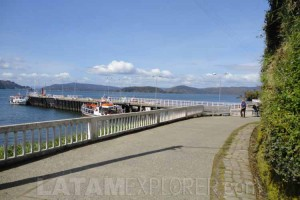 Isla Mancera - Valdívia, Chile