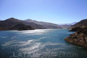 Embalse Puclaro - Valle del Elqui, Chile