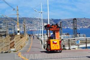 Caleta Portales - Valparaíso, Chile