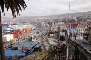 Cerro Artillería - Valparaíso, Chile