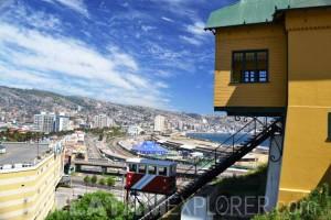 Cerro Barón - Valparaíso, Chile