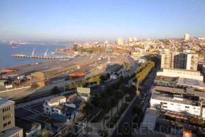 Muelle Barón - Valparaíso, Chile