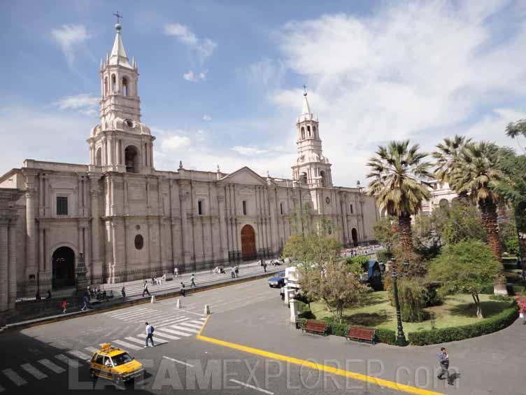 Catedral de Arequipa, Peru