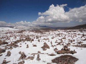 Mirador de los Volcanes, Arequipa, Peru