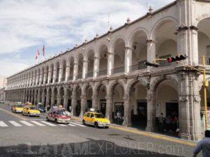 Palacio Municipal, Arequipa, Peru