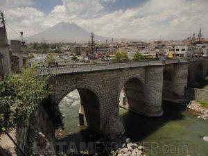 Puente Bolognesi, Arequipa, Peru