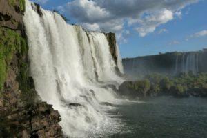 Cataratas del Iguazú, Argentina, Brasil