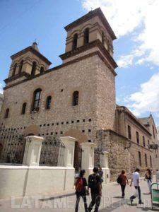 Iglesia de la Compañia de Jesús, Córdoba, Argentina