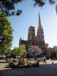 Iglesia del Sagrado Corazón, Córdoba, Argentina