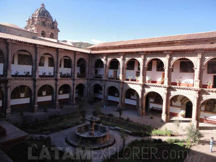 Convento de la Merced, Cusco, Peru