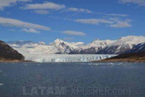 Lago Argentino y Glaciar Perito Moreno, El Calafate, Argentina