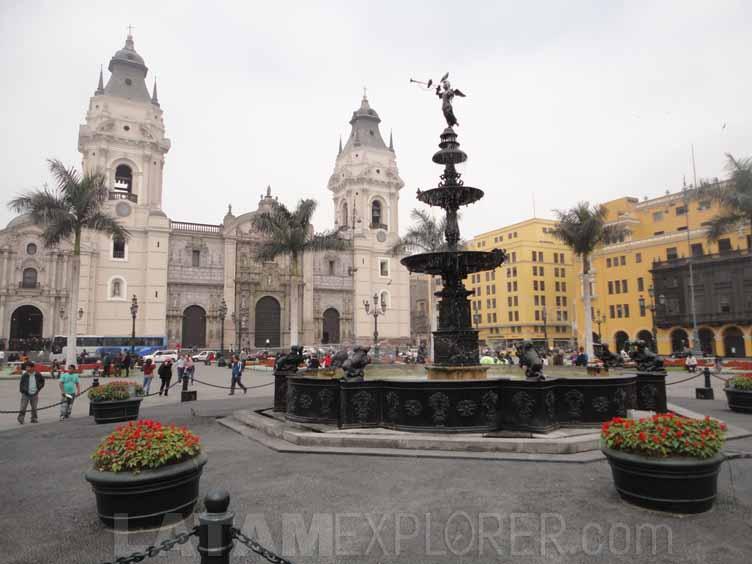 Catedral de Lima, Peru