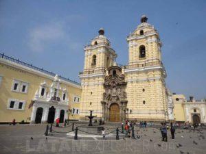 Convento de San Francisco, Lima, Peru