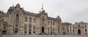 Palacio Presidencial (Casa de Pizarro), Lima, Peru
