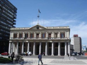 Palacio Estevez, Montevideo, Uruguay