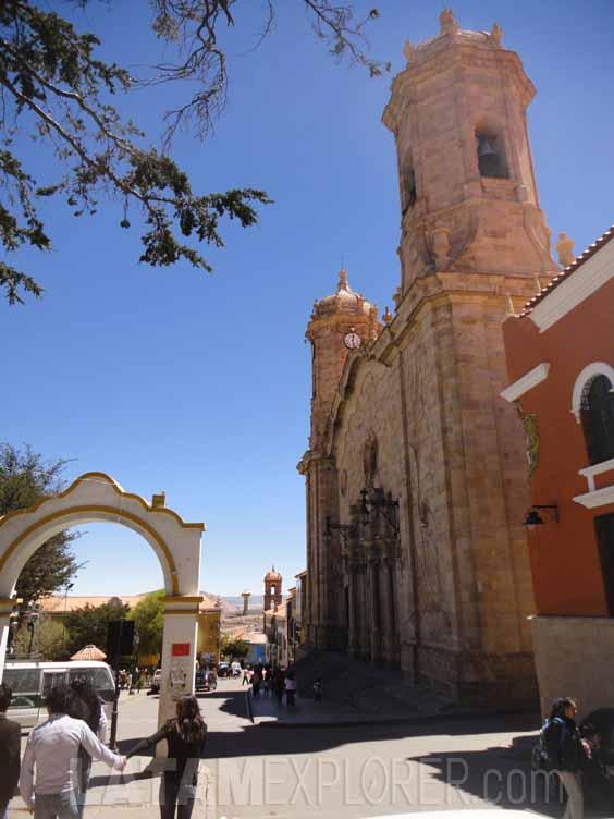 Catedral de Potosí, Bolivia