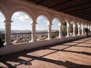 Mirador de la Recoleta, Sucre, Bolivia