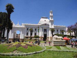 Palacio de Justicia, Sucre, Bolivia