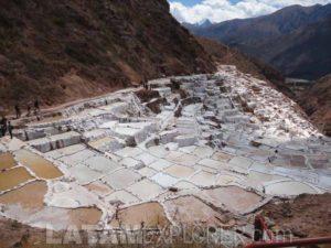 Maras, Valle Sagrado de los Incas, Peru